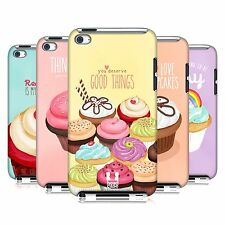 HEAD CASE DESIGNS CUPCAKE HAPPINESS CASE COVER FOR APPLE iPOD TOUCH 4G 4TH GEN