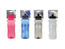 Mighty 700ml transparente Bicicleta Botella 4 Color de deporte