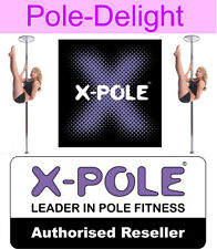 X Pole Full Range of XPert X Poles. Chrome - Titanium - Brass - Stainless Steel