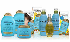 ORGANIX ARGAN OIL FROM MOROCCO HAIR PRODUCTS / FOR DRY & DAMAGE HAIR CARE