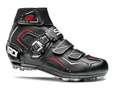 Scarpe mtb Sidi Mtb Breeze Rain Black