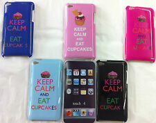 Keep calm and carry on Hard Case Skin Cover For iPod Touch 4 4th 4G Generation