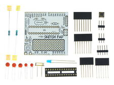 Exclusive to Hobby Components - The Arduino Sketch Pad Kit!