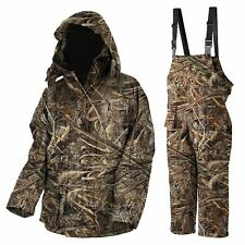 PROLOGIC MENS MAX 5 CAMO THERMO COMFORT 2 PIECE SUIT HUNTING FISHING OUTDOOR