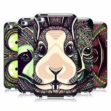 HEAD CASE DESIGNS AZTEC ANIMAL FACES 5 CASE FOR APPLE iPOD TOUCH 4G 4TH GEN