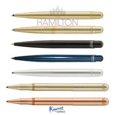 KAWECO LILIPUT BALLPOINT PEN - Available in various metal finishes