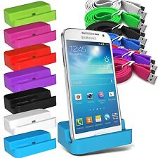 Micro USB Charging Dock Stand Station Cradle for Various Samsung Galaxy Models