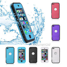 Waterproof Shockproof Dirt Snowproof Case Cover For Apple iPod Touch 5 5th 6 Gen