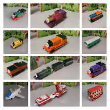 TOMY TRACKMASTER THOMAS TANK ENGINE & FRIENDS SELECTION OF BATTERY MOTOR TRAINS