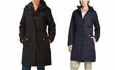 CRAGHOPPERS LADIES NARIKO II WATERPROOF COAT BLACK OR NAVY BLUE CWP941