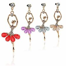 NEW CRYSTAL GEMSTONE DANCING LADY BELLAIRE DUST CAP FOR IPHONE 5S 5G 5C