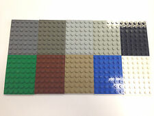 LEGO 3036 6X8 PLATE Select Colour / Pack Size  - FREE P&P !