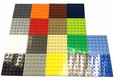 LEGO 3958 6X6 Base Plate Select Colour/ Condition/ Pack Size - FREE P&P !