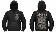 Behemoth 'Slaves Shall Serve' Zip Up Hoodie - NEU UND OFFIZIELL