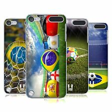 HEAD CASE DESIGNS FOOTBALL SNAPSHOTS CASE FOR APPLE iPOD TOUCH 5G 5TH GEN