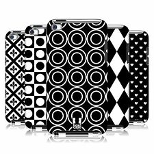 HEAD CASE DESIGNS BNW PATTERNS HARD BACK CASE FOR APPLE iPOD TOUCH 4G 4TH GEN