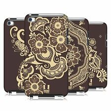 HEAD CASE DESIGNS HENNA HARD BACK CASE FOR APPLE iPOD TOUCH 4G 4TH GEN
