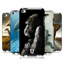 HEAD CASE DESIGNS WILDLIFE HARD BACK CASE FOR APPLE iPOD TOUCH 4G 4TH GEN