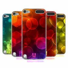 HEAD CASE BOKEH PATTERNS SILICONE GEL CASE FOR APPLE iPOD TOUCH 5G 5TH GEN