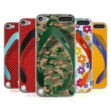 HEAD CASE FLOPS SILICONE GEL CASE FOR APPLE iPOD TOUCH 5G 5TH GEN
