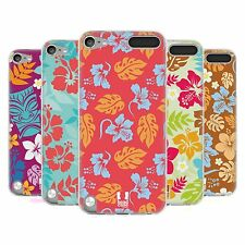 HEAD CASE HAWAIIAN PATTERNS SILICONE GEL CASE FOR APPLE iPOD TOUCH 5G 5TH GEN