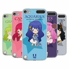 HEAD CASE KAWAII ZODIAC SIGNS SILICONE GEL CASE FOR APPLE iPOD TOUCH 5G 5TH GEN