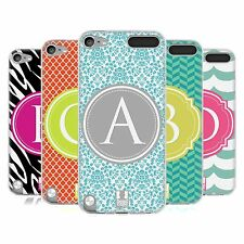 HEAD CASE LETTER CASES SILICONE GEL CASE FOR APPLE iPOD TOUCH 5G 5TH GEN