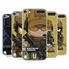 HEAD CASE MILITARY BABIES SILICONE GEL CASE FOR APPLE iPOD TOUCH 5G 5TH GEN