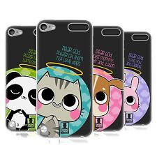 HEAD CASE PRAYING ANIMALS SILICONE GEL CASE FOR APPLE iPOD TOUCH 5G 5TH GEN