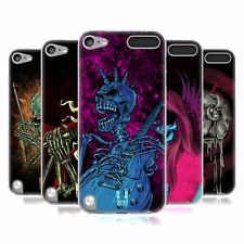 HEAD CASE SKULL OF ROCK SILICONE GEL CASE FOR APPLE iPOD TOUCH 5G 5TH GEN
