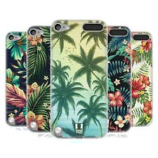 HEAD CASE TROPICAL PRINTS SILICONE GEL CASE FOR APPLE iPOD TOUCH 5G 5TH GEN