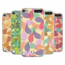 HEAD CASE TRANSLUCENCIES SILICONE GEL CASE FOR APPLE iPOD TOUCH 5G 5TH GEN
