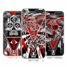 HEAD CASE DEVIL SKULLS SILICONE GEL CASE FOR APPLE iPOD TOUCH 5G 5TH GEN