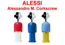 A di Alessi Alessandro M. Corkscrew Various Colours AAM23