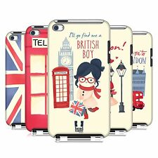 HEAD CASE DESIGNS I DREAM OF LONDON CASE FOR APPLE iPOD TOUCH 4G 4TH GEN