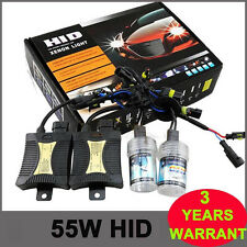 SLIM HID Xenon Kit Ballast Conversion Bulbs Kit 55W H7 H1 H4 6000K 8000K 5000K