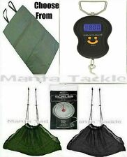 NEW Carp Set UNHOOKING MAT - 50lb SCALES - WEIGHSLING Weigh Net Sling Fishing