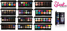 SLEEK MAKEUP I-Divine 12 Colours Eyeshadow Palette 100% GENUINE GUARANTEED