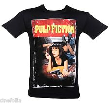 T-shirt Pulp Fiction - Smoking Stance Poster Mia Uomo ufficiale