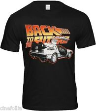T-shirt Ritorno Al Futuro - Back To The Future Delorean Uomo ufficiale