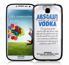 case for Absolute vodka 5 Iphone 4/5/5c/6/6+ Samsung Galaxy S3/4/5 Mini HTC Case