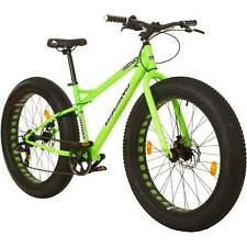 26 pollici Coyote Fatman fat bike Fat TYRE 4.0 MTB BICI Mountainbike SHIMANO