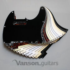 NEW Scratchplate Pickguard DIRECT FIT for Fender® USA MEX Telecaster® Tele®* TC4