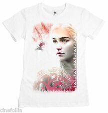 T-shirt Game of Thrones Mother of Dragons Daenerys Donna ufficiale
