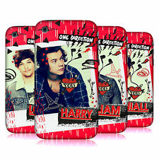 OFFICIAL 1D MIDNIGHT MEMORIES SNAPSHOT HARD BACK CASE FOR APPLE iPHONE 3GS