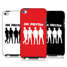 OFFICIAL ONE DIRECTION 1D  GROUP SILHOUETTE CASE FOR APPLE iPOD TOUCH 4G 4TH GEN