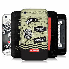 OFFICIAL ONE DIRECTION 1D MUST HAVES HARD BACK CASE FOR APPLE iPHONE 3GS