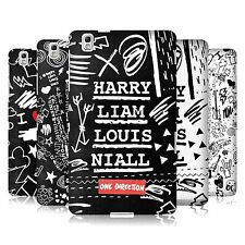 OFFICIAL ONE DIRECTION 1D DOODLE DESIGN CASE FOR SAMSUNG GALAXY TAB PRO 8.4 T320