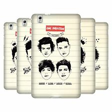 OFFICIAL ONE DIRECTION NOTEBOOK DOODLES CASE FOR SAMSUNG GALAXY TAB PRO 8.4 T321