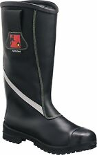 Tuffking 3000 Mens Firefighters F2IS Black Safety Boots EN15090 Home Office A30